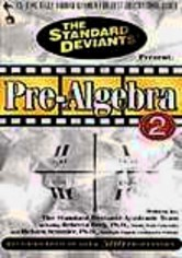 Rent Pre-Algebra #2: The Standard Deviants on DVD