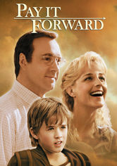 Rent Pay It Forward on DVD