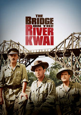 Rent The Bridge on the River Kwai on DVD