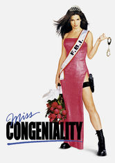Rent Miss Congeniality on DVD