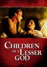 Rent Children of a Lesser God on DVD