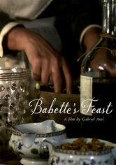 Rent Babette's Feast on DVD