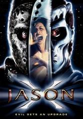 Rent Jason X on DVD