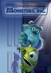 Rent Monsters, Inc. on DVD