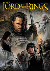 Rent Lord of the Rings: The Return of the King on DVD