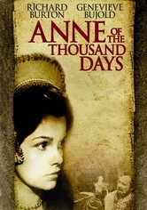 Rent Anne of the Thousand Days on DVD