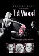 Rent Ed Wood on DVD