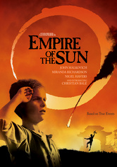Rent Empire of the Sun on DVD
