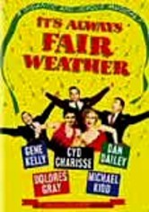 Rent It's Always Fair Weather on DVD