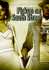 Rent Pickup on South Street on DVD