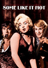 Rent Some Like It Hot on DVD