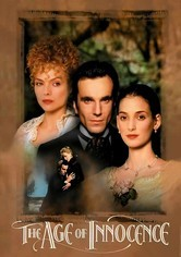 Rent The Age of Innocence on DVD