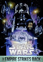Rent Star Wars: Episode V: Empire Strikes Back on DVD