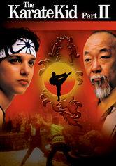 Rent The Karate Kid Part II on DVD