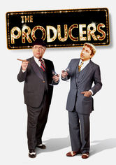 Rent The Producers on DVD