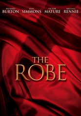 Rent The Robe on DVD
