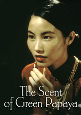 Rent The Scent of Green Papaya on DVD