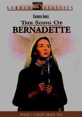 Rent The Song of Bernadette on DVD