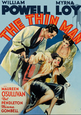 Rent The Thin Man on DVD