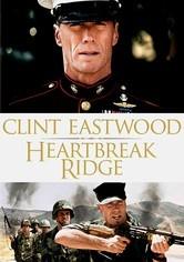 Rent Heartbreak Ridge on DVD