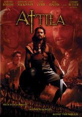 Rent Attila on DVD