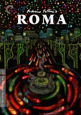Rent Fellini's Roma on DVD