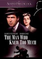 Rent The Man Who Knew Too Much on DVD