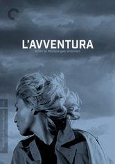 Rent L'Avventura on DVD