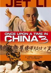 Rent Once Upon a Time in China 3 on DVD
