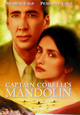 Rent Captain Corelli's Mandolin on DVD
