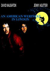 Rent An American Werewolf in London on DVD