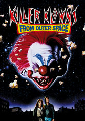 Rent Killer Klowns from Outer Space on DVD