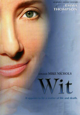 Rent Wit on DVD