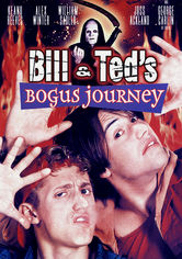 Rent Bill & Ted's Bogus Journey on DVD
