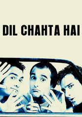 Rent Dil Chahta Hai on DVD