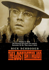 Rent The Lost Battalion on DVD