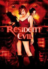 Rent Resident Evil on DVD