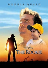 Rent The Rookie on DVD