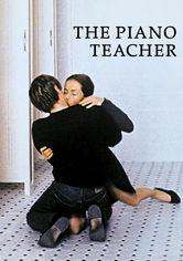 Rent The Piano Teacher on DVD