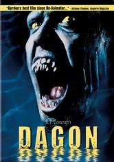Rent Dagon on DVD