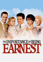 Rent The Importance of Being Earnest on DVD