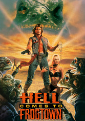 Rent Hell Comes to Frogtown on DVD