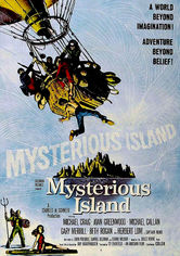 Rent Mysterious Island on DVD