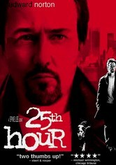 Rent 25th Hour on DVD