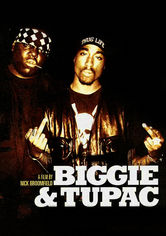 Rent Biggie & Tupac on DVD