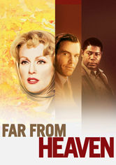 Rent Far from Heaven on DVD