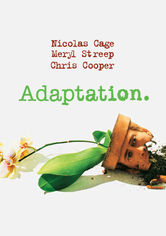 Rent Adaptation. on DVD