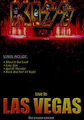 Rent KISS: Live in Las Vegas on DVD