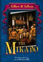 Rent Gilbert and Sullivan: The Mikado on DVD