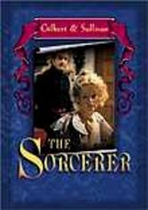 Rent Gilbert and Sullivan: The Sorcerer on DVD